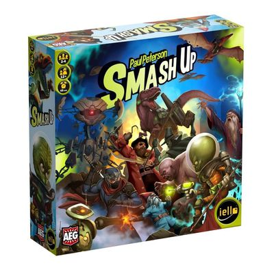 smash up combinaison de factions