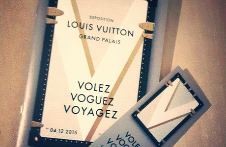 Exposition Louis Vuitton