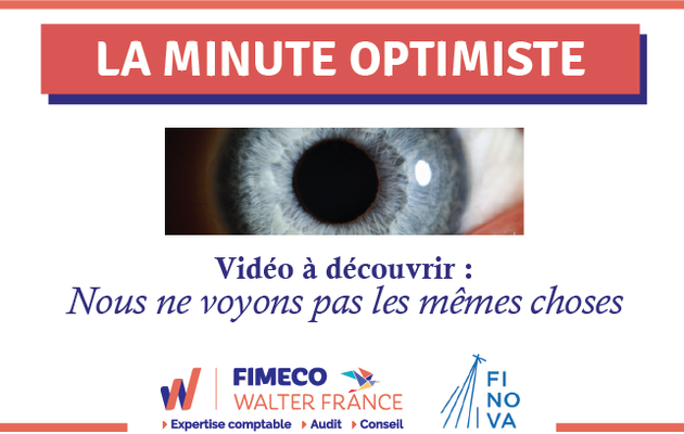 La Minute Optimiste - Episode 8 !
