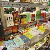 Grand format : le business des livres qui promettent le bonheur - Le journal de 20h   TF1