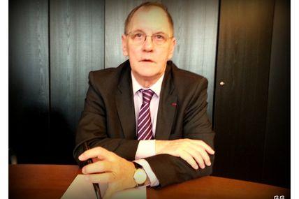 ROGER CAYZELLE réélu président du CESE de Lorraine