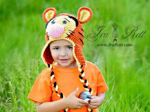 Animal hats, Photo Props, Monster Hats and Crochet Patterns for all ages