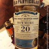Bowmore 20Y Old Particular - Passion du Whisky