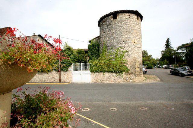Diaporama bourg fortifié de Saint Sever sur Adour