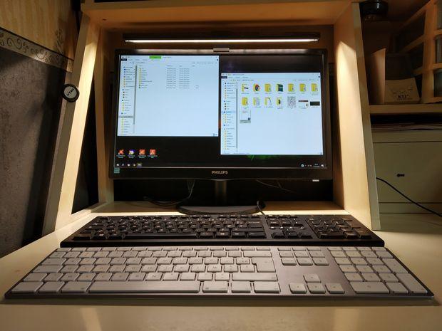test du clavier AZERTY sans fil Bluetooth nomade - BleuJour CTRL @ Tests et Bons Plans