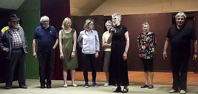 """ Côté Jardin 2017 "" Samedi 24 juin 15h "" Tohu Bohu ""  des Text' Hauts Andrésiens"