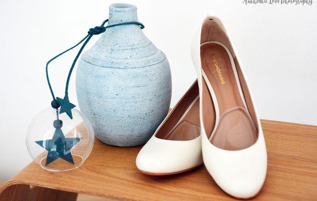Un mariage bleu Tiffany au Poisson Rouge à Frontignan
