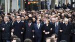 Charlie Hebdo : Beau défilé d'hypocrites (et de criminels de guerre) à Paris Par Pepe Escobar