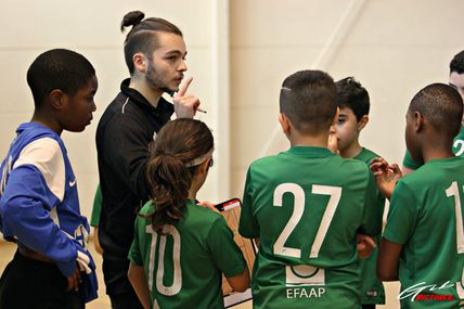 U13M (Honneur 93) | Tremblay FHB vs AS Bondy (11.01.2020)