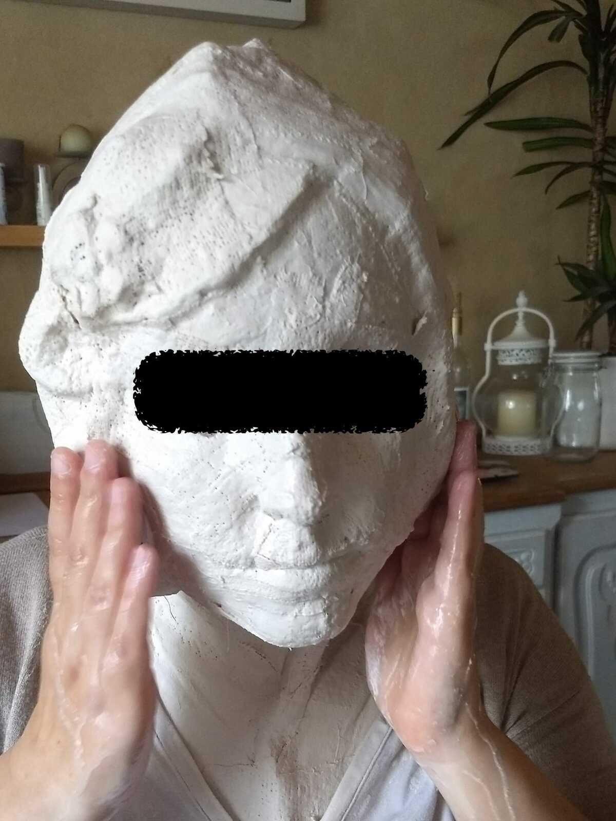 Quand la jardinière se transforme en pierre ...