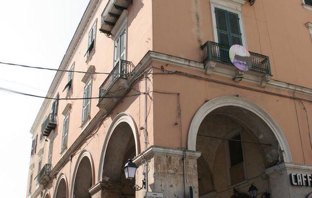 Open Show à Sassari en Sardaigne