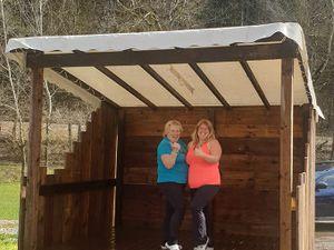 Barrême camping l'Or Bleu : l'espoir renaît !!!