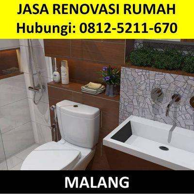 Telp 0812-5211-670, Jasa Kontraktor Rumah Malang