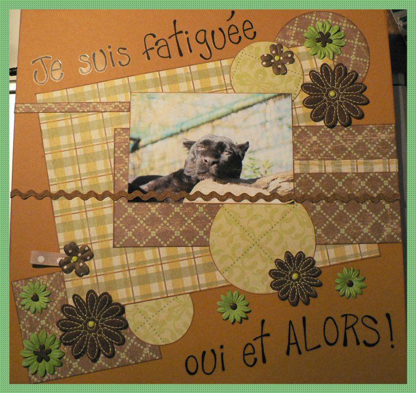 Album - mes-pages 30X30