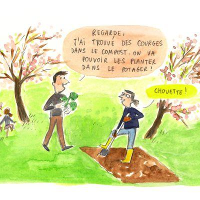 Jardiniers en herbe