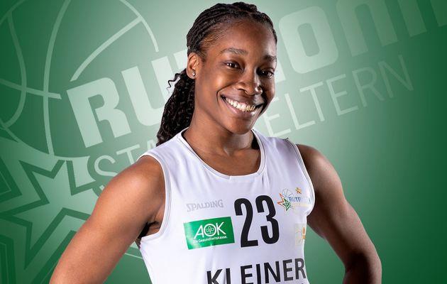 LFB : Ezinne Kalu quitte l'Allemagne pour Landerneau