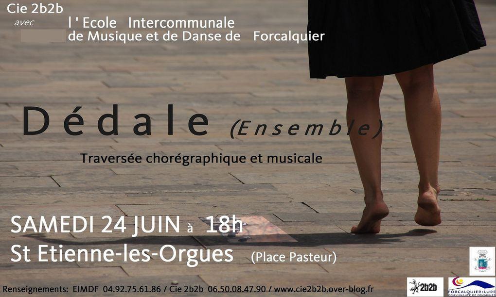 Dédale Ensemble- Pays de Forcalquier