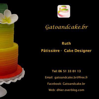 Gatoandcake   Gâteaux uniques Cake design Pâtisserie