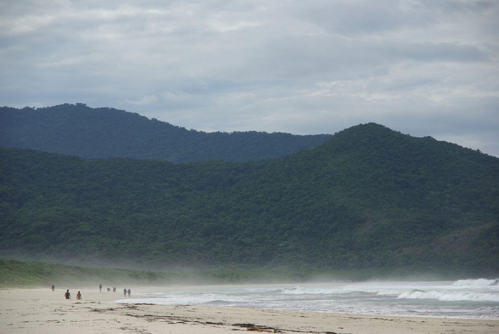 10 jours de rando autour de l'île...