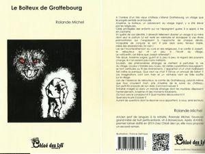 "Rolande Michel a lu ""La bukinê d'Anna"" de Marie-Noëlle Fargier"