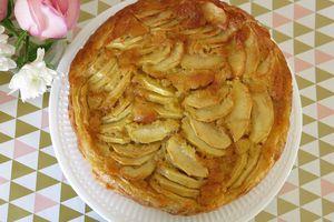 Gâteau aux Pommes Extra