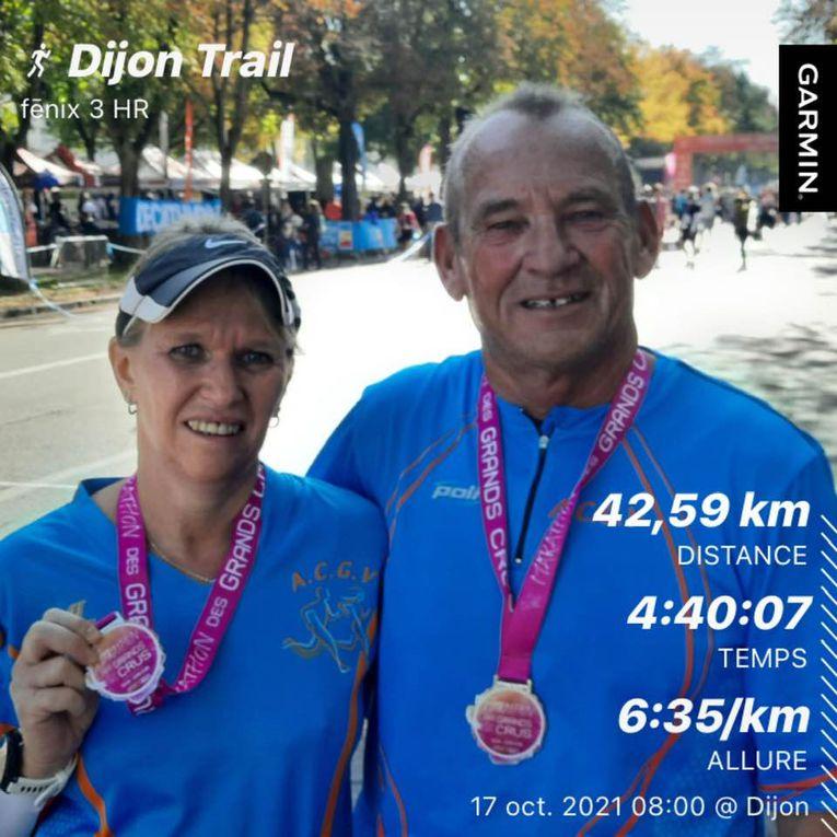 Marathon des Grands Crus du 17/10/2021