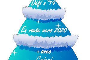 Marathon de cartes_En route vers 2020_Défi#19_avec Cricri04