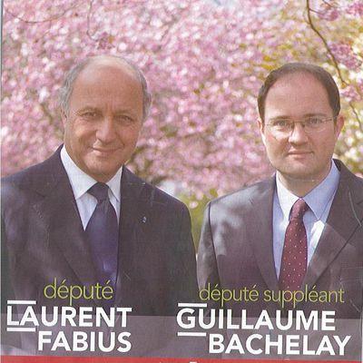 Votez Laurent Fabius-Guillaume Bachelay les 10 et 17 juin 2012
