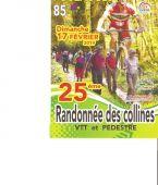 La randonnee de collines, Pouzauges (Sortie du 17/02/2019 / Ref. : 57187)