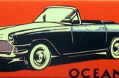 SIMCA OCEANE CABRIOLET 1959 REEDITION SOLIDO 1/43. - car-collector.net
