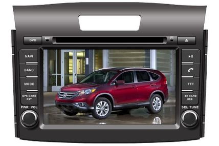 19 inch lcd tv   How do I get Piennoer Original Fit 2012 Honda CRV 6-8 Inch Touchscreen Double-DIN Car DVD Player  &  In Dash Navigation System,Navigator,Built-In Bluetooth,Radio with RDS,Analog TV, AUX & USB, iPhone/iPod Controls,steering wheel control, rear view camera input