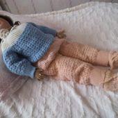tuto gratuit : rénover une poupée ancienne