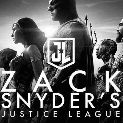 JUSTICE LEAGUE Snyder Cut - Bande Annonce