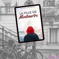 La fille de Montmartre - Julien Salamon en auto-édition