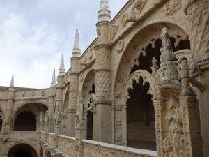 L'intérieur, les cellules, détails d'architecture