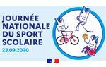 Journée nationale du sport scolaire.