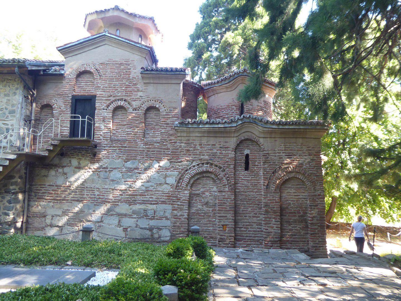 Dimanche 8 août 2021 - J8 - Boyana - Rila - Plovdiv