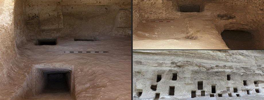 Nouvelle découverte en Égypte de 250 tombeaux enfouis depuis plus de 4.000 ans