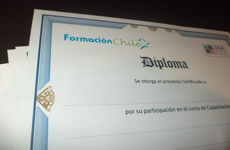 Diplomas Corporativos para Formación Chile