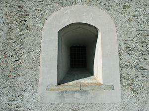 Fort de BARD - visite et détails d'architecture