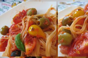Cappellini alle olive