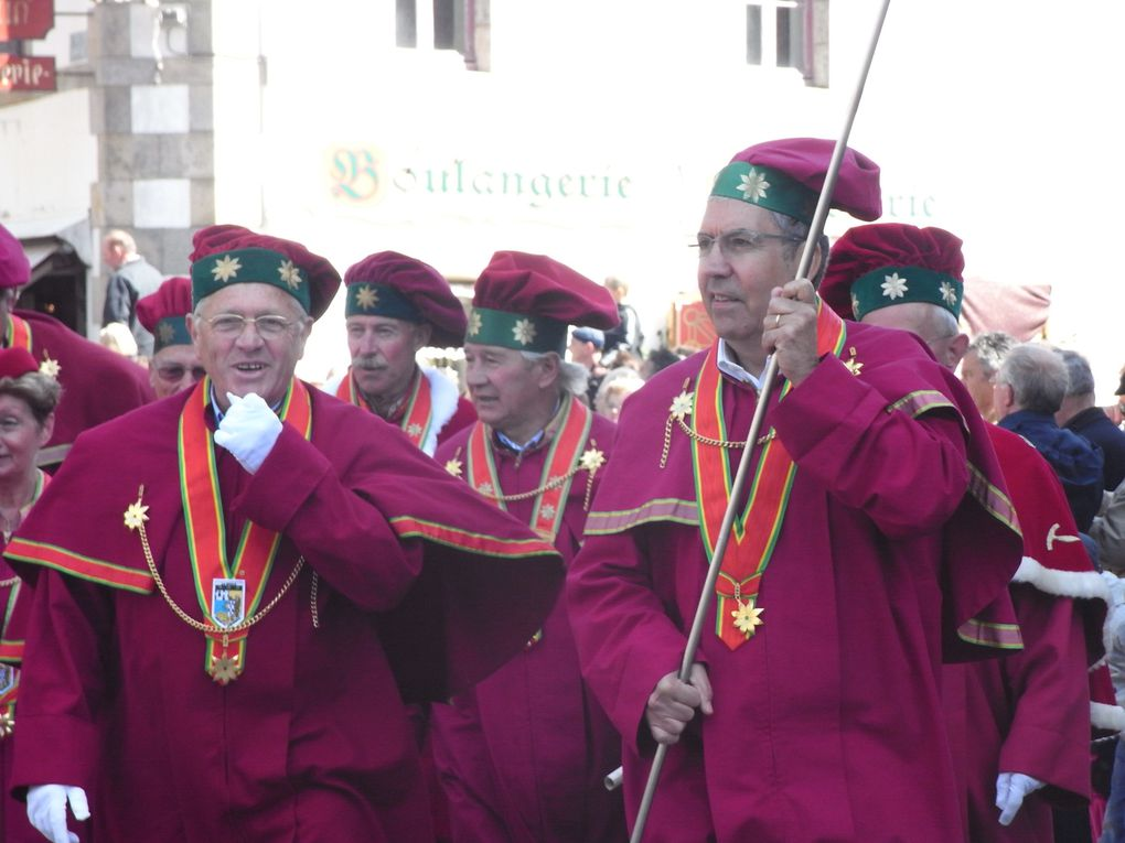 Album - Défilé Fête Médiévale 2009