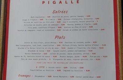 BOUILLON PIGALLE / RESTAURANT PARIS / TOURISME
