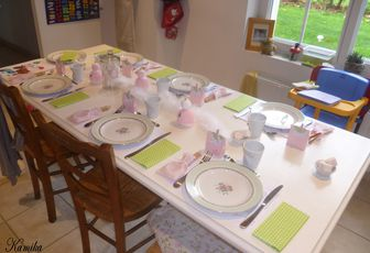 table de princesse 2