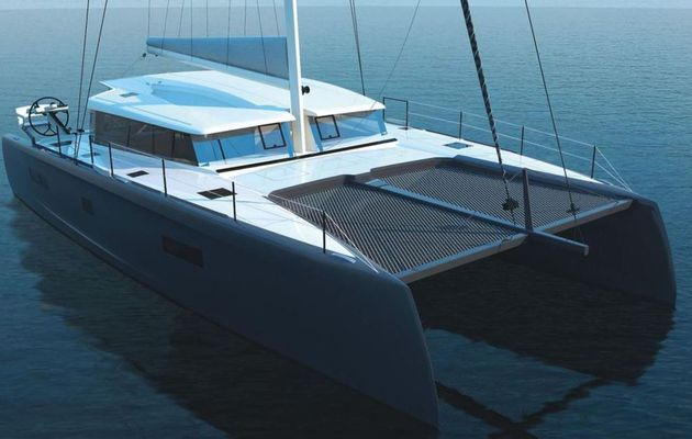 Multicoques - Blue Touch (13) prend la distribution des catamarans Itacatamarans sur la France