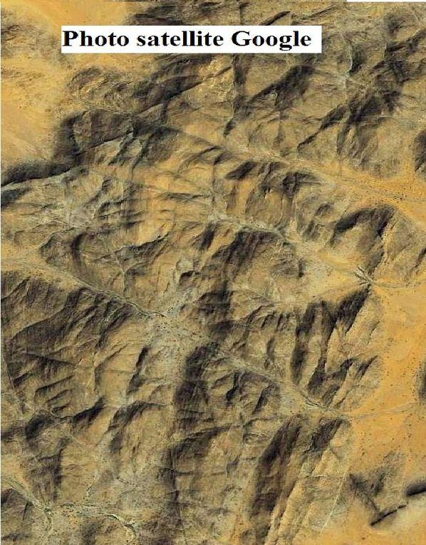 """""""Puli"""" désigne des zones rocheuses. Souvent très érodées, elle apparaissent comme des quadrillages"""