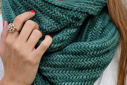 Whit's Knits: Big He