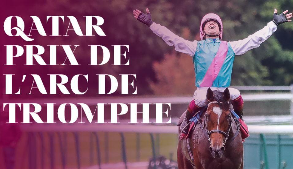 le Qatar Prix de l'Arc de Triomphe en direct ce dimanche sur M6 et Paris Première !