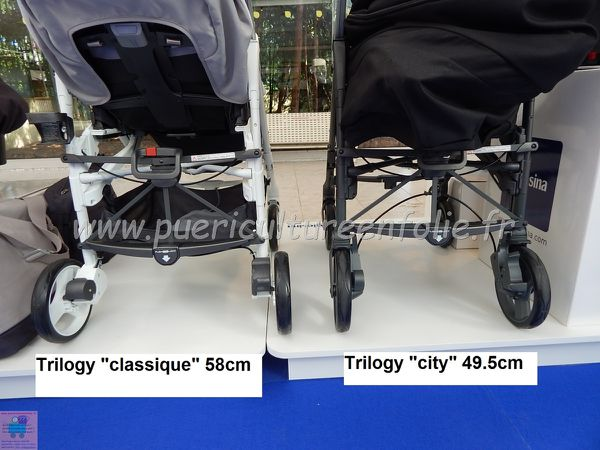 TRILOGY CITY NEW !