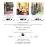 2021 Jean de la Fontaine 400 ans